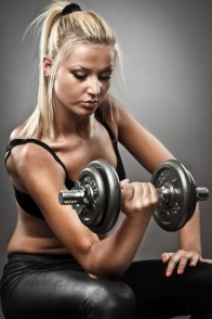 Weight Training Exercises Women